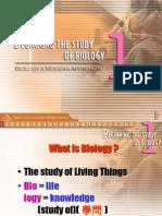 Begining the Study of Biol