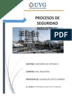 Procesos de Seguridad Industrial
