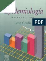 Gordis, L. 2005 Epidemiologia
