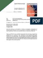 Adsorption of Bovine Serum Albumin on Zr Co-sputtered a-films Implication