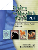 The Ethics of Healthcare