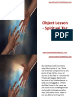 Object Lesson - Spiritual Tag