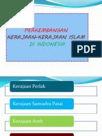 Ppt Kerajaan Kerajaan Islam Di Indonesia