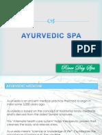 Ayurvedic Spa and Massage Center