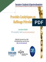 3CADC2 Procédés Catalytiques en Raffinage