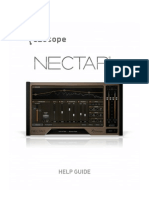 Nectar 2 Help Documentation