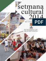 Fullet Setmana Cultural