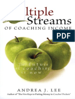 Andrea J Lee (2004) Multiple Streams of Coaching Income
