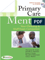 Primary Care Mentor