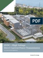 HVDC References