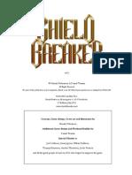Shield Breaker Rules v0.8