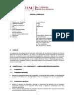 Silabo Inmunología Básica 2014-II