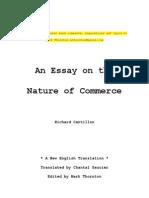 Essay Commerce