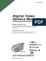 Instrukcja Kamera