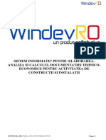 Manual WindevRO 6.7