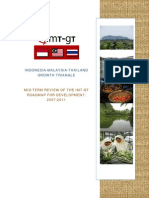 ADB, Mid-term Review of Th IMG-GT Roadmap for Developmet 2007-2011