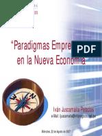 Nuevos Paradigmas Empresariales - Ivan JP USMP (1)