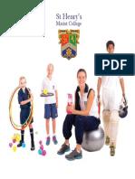 St Henry's Sport Prospectus