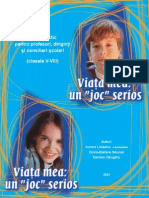 Aurora Liiceanu;Doina Saucan-Ghid Pt Profesori Diriginti Consilieri