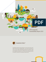 UPS 2013 Corporate Sustainability Report