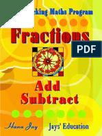 Self Check Fractions CD