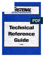 Technical Reference Guide for Fastening Bolts