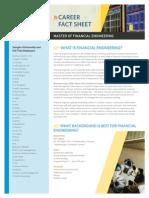 2013MFE Program Fact Sheet AdminVersion X1a Updated