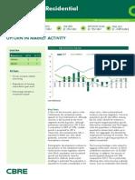CBRE Residential marketview (2014 Spring)