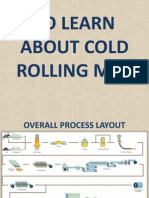 Cold Rolling Mill | Rolling (Metalworking) | Chemical Elements