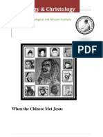 When the Chinese Met Jesus