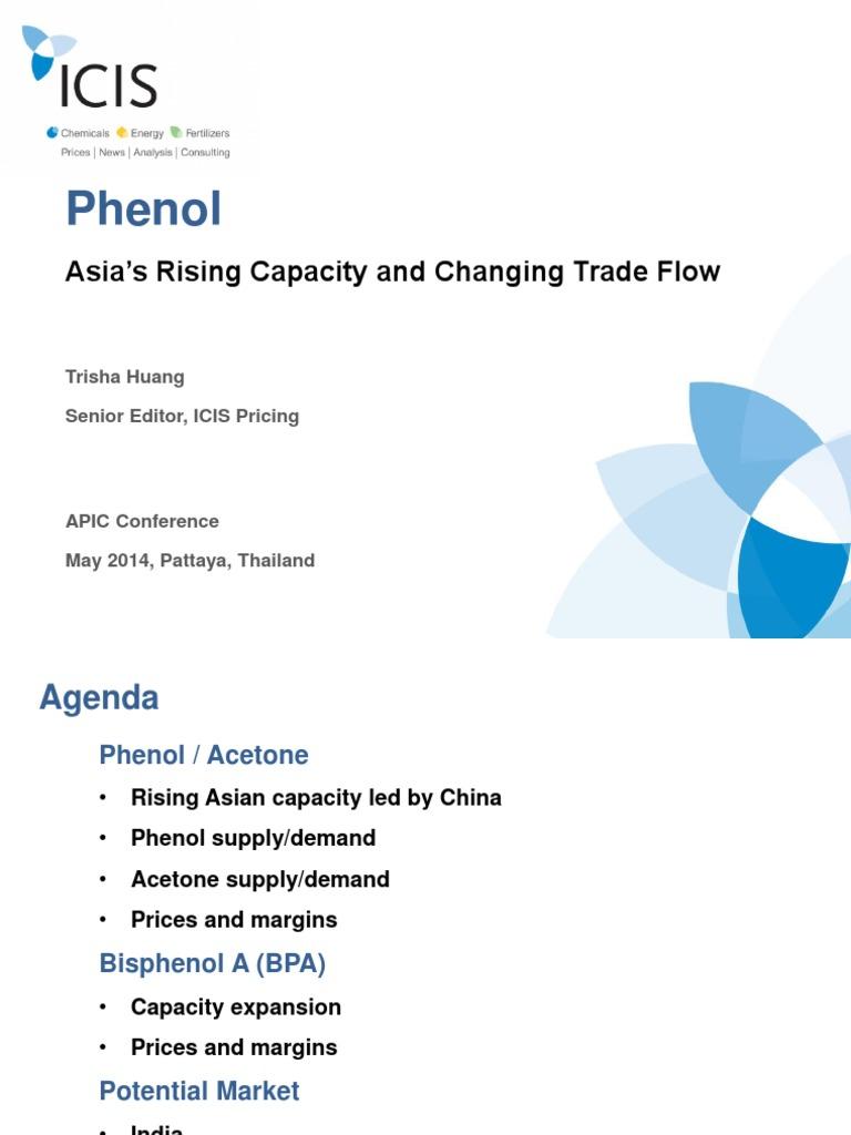 Chem 1 -APIC Phenol Presentation May 2014