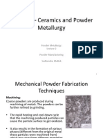 MM 357 - Lecture 2 - Powder Manufacturing - For Class 2