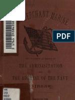 (1888) Our Merchant Marine