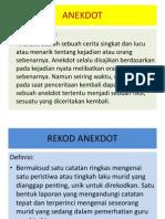 Mohd Noor-Pend. Moral. Sem 7(Rekod Anekdot)