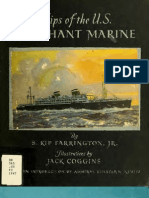 (1947) Ships of the U.S. Merchant Marine
