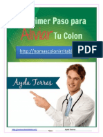 No Mas Colon Irritable PDF