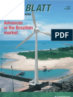 Wind Blatt - Advances in Tha Brazilian Market
