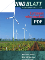 Wind Blatt - European Wind Market