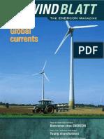 Wind Blatt - Global Currents