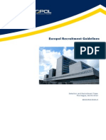 1europol Recruitment Guidelines