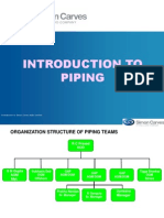 Introduction to Piping