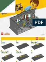 Ironman lego manual