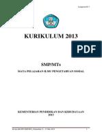 KI & KD IPS SMP_revisi Puskurbuk 11-13 Mei 2013