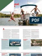 16 foot pontoon  | Premier Pontoons |www.pontoons.com