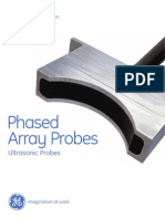 GEIT-20116EN Phased Array Probe