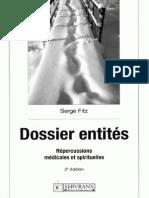Dossier Entités    Serge FITZ