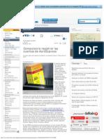 Compulsorio Registrar Las Cuentas de AutoExpreso - El Nuevo Día