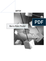 Barra Risk Model Handbook-libre