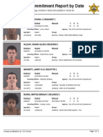 Peoria County booking sheet 08/20/14