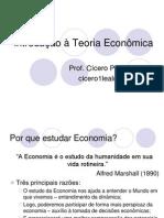 Introdu%E7%E3o %E0 Teoria Econ%F4mica - Aula 1